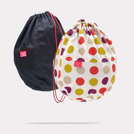 2 Helmet-Bags NOKTO-TWISTER