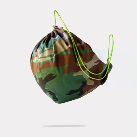 Helmet-Bag CAMUFLAJE