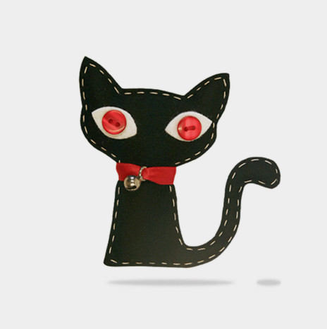 Broche KITTY
