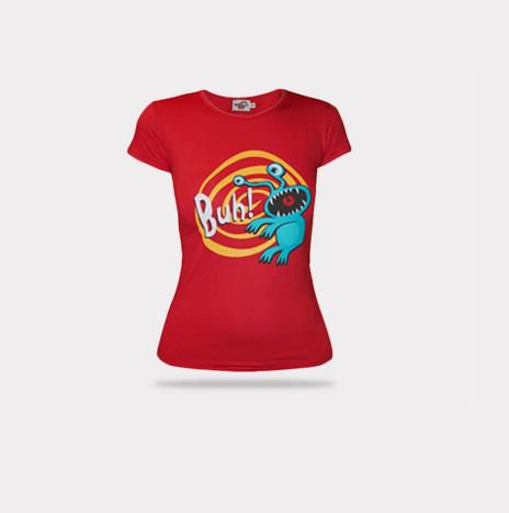 Camiseta BUH! (chica)