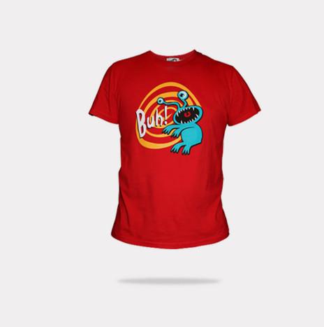 Camiseta BUH!