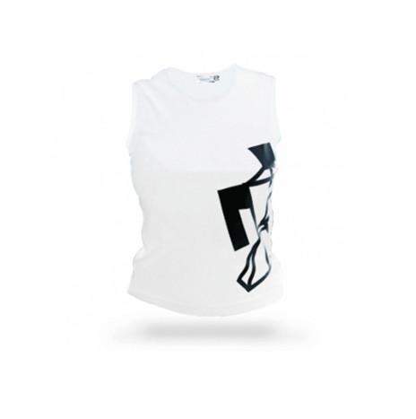 Camiseta CAFETERA BLANCA (chica)