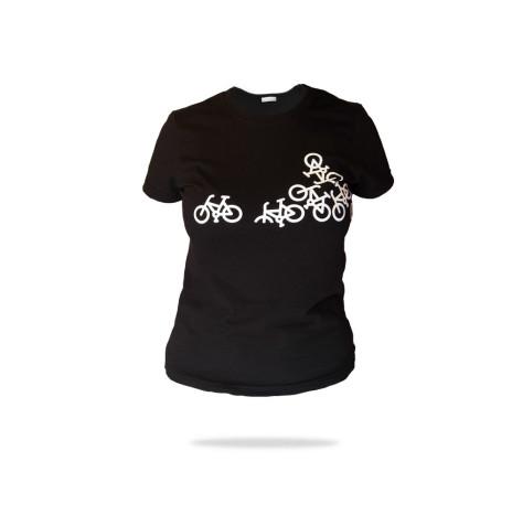 Camiseta PELOTÓN (chica)